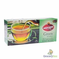 Green Tea Wagh Bakri