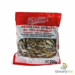 Headless Sprats