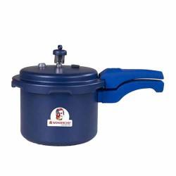HealthGuard Pressure Cooker 3 ltr Blue Wonderchef