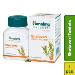 Hiamalay Shatavari Womens Wellness Tablets 60