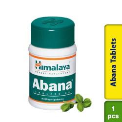 Himalaya Abana Tablets 60 Antihyperlipidaemic