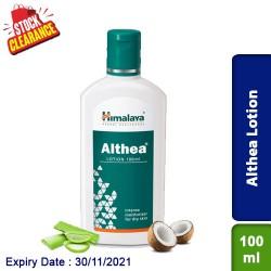 Himalaya Althea Moisturizer Lotion 100ml Clearance Sale