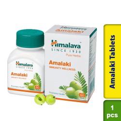 Himalaya Amalaki Immunity Wellness Tablets 60