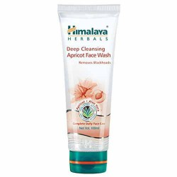 Himalaya Apricot Daily Face Wash Cream