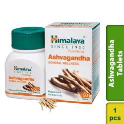 Himalaya Ashvagandha General Wellness Tablets 60