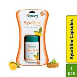 Himalaya Ayurslim Capsules 60 lose weight naturally