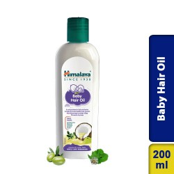 Himalaya Baby Hair Oil 200ml