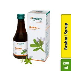 Himalaya Brahmi Mind Wellness Syrup 200ml