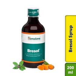 Himalaya Bresol Breathing Solution Syrup 200ml