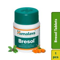 Himalaya Bresol Tablets 60 Breathing Solution