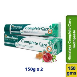 Himalaya Complete Care Toothpaste 2 x 150g Saver Pack