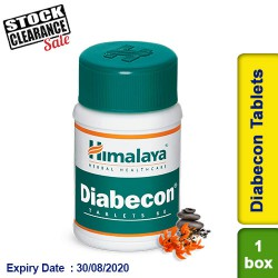 Himalaya Diabecon Tablets Clearance Sale