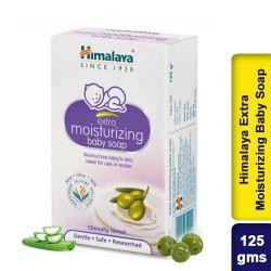 Himalaya Extra Moisturizing Baby Soap