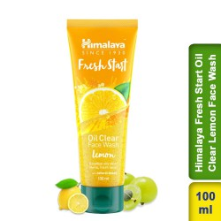 Himalaya Fresh Start Oil Clear Lemon Face Wash