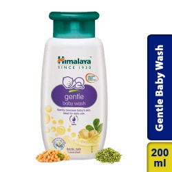 Himalaya Gentle Baby Wash 200ml