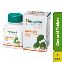 Himalaya Guduchi Immunity Wellness Tablets 60
