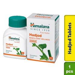 Himalaya Hadjod Bone & Joint Wellness Tablets 60