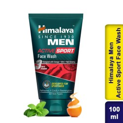 Himalaya Men Active Sport Face Wash