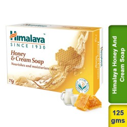 Himalaya Honey And Cream Soap