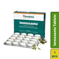 Himalaya Immusante Tablets Broad Spectrum Immunotherapeutic Support
