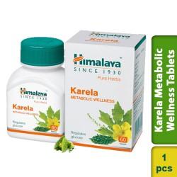 Himalaya Karela Metabolic Wellness Tablets 60
