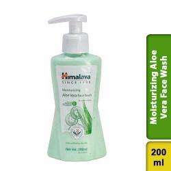 Himalaya Moisturizing Aloe Vera Face Wash 200ml