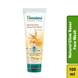 Himalaya Natural Glow Kesar Face Wash 100ml