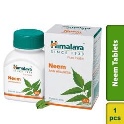 Himalaya Neem Skin Wellness Tablets 60