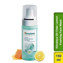 Himalaya Oil Clear Lemon Foaming Face Wash