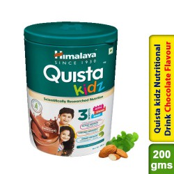 Himalaya Quista kidz Nutritional Drink Chocolate Flavour 200g