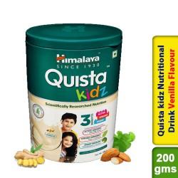 Himalaya Quista kidz Nutritional Drink Vanilla Flavour 200g