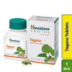 Himalaya Tagara Sleep Wellness Tablets 60