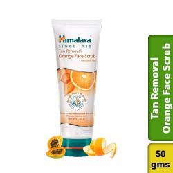 Himalaya Tan Removal Orange Face Scrub 50g