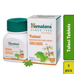 Himalaya Thulasi Respiratory Wellness Tablets 60