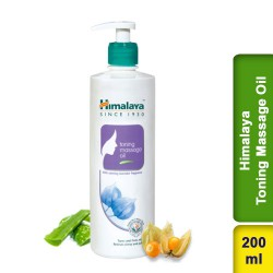 Himalaya Toning Massage Oil