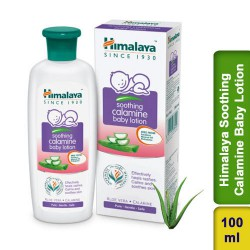 Himalaya soothing calamine baby lotion 100ml