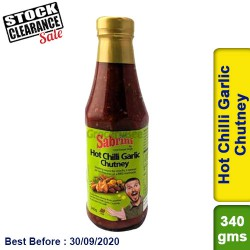 Hot Chilli Garlic Chutney Clearance Sale