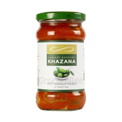 Hot Mango Pickle Sanjeev Kapoor Khazana