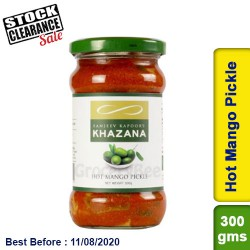 Hot Mango Pickle Sanjeev Kapoor Khazana Clearance Sale