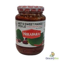 Hot & Sweet Mango pickle