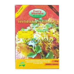 Hydrabadi Biryani Masala Powder Curry Masters