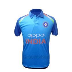 Indian ODI Cricket Jersey Tshirt