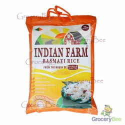 Indian Farm Basmati Rice 5kg
