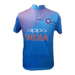 Indian T20 Cricket Jersey Tshirt