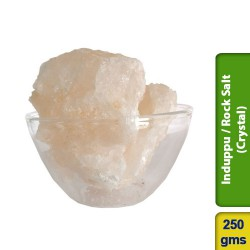 Induppu / Rock Salt (Crystal) 250g