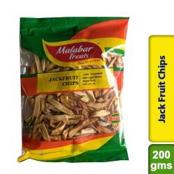 Jack Fruit Chips Malabar Treats
