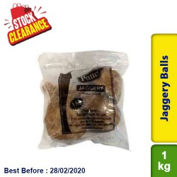 Jaggery Balls - Clearance Sale
