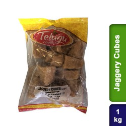 Jaggery Cubes 1kg Natural Healthy