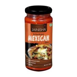 Jainisha Mexican Sauce Sanjeev Kapoor Khazana