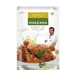 Kadai Fry Spice Mix Sanjeev Kapoor Khazana